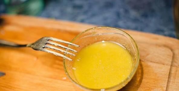 Рецепт лимонный соуса для креветок
