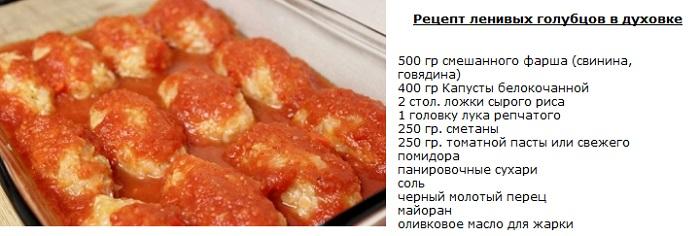 Ленивые голубцы рецепт с пошаговыми