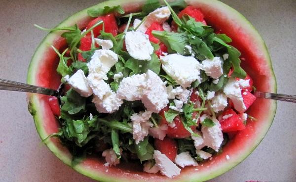 Как сделать красивый салат на день рождения