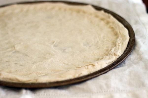 тесто для пиццы по итальянскому рецепту