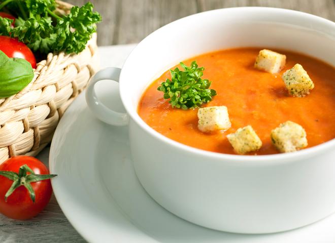Тыквенный суп пюре с грибами рецепт 146