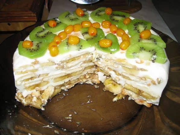 Новые рецепты тортов с фото 2016 года