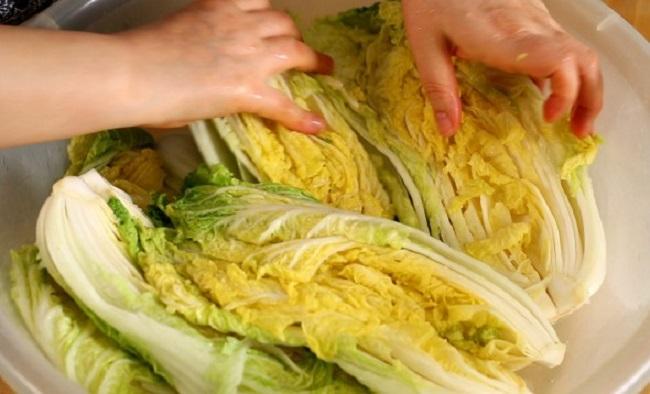 ким чи рецепты из пекинской капусты