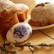 Что символизирует пасха из творога и пасхальный кулич